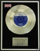 "ALLISONS  - 7""  Platinum Disc - ARE YOU SURE"